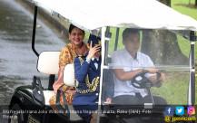 Ibu Negara Iriana Joko Widodo - JPNN.COM