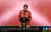 Menteri Perindustrian Airlangga Hartarto - JPNN.COM