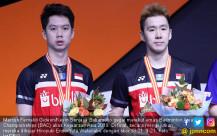 Marcus / Kevin Gagal Raih Emas - JPNN.COM