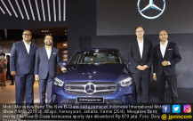 Mercedes-Benz Rilis The New B-Class - JPNN.COM