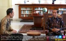 AHY Temui Presiden Joko Widodo - JPNN.COM