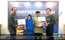 Sharp Bersedekah - JPNN.COM