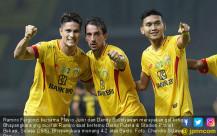 Bhayangkara FC Hajar Barito Putera 4 - 2 - JPNN.COM
