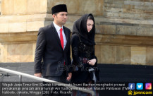 Emil Dardak dan Arumi Bachsin Hadiri Pemakaman Ani Yudhoyono - JPNN.COM
