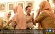 Anies Baswedan Halal Bihalal dengan PNS DKI - JPNN.COM