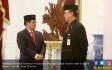 Seskab Pramono Anung dan Mengadri Tjahjo Kumolo - JPNN.COM