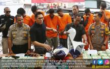 Bareskrim Polri Gagalkan Penyelundupan Sabu Asal Malaysia - JPNN.COM