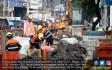 Revitalisasi Trotoar, Pemprov DKI Habiskan Rp 75 Miliar - JPNN.COM