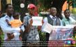 Cari Suaka, Imigran Sudan Demo UNHCR - JPNN.COM