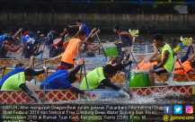 Pekanbaru International Dragon Boat Festival 2019 - JPNN.COM