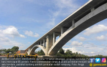 Proyek Jembatan Pulau Balang Terkendala - JPNN.COM