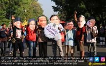Aksi Rekonsiliasi Jokowi - Prabowo - JPNN.COM