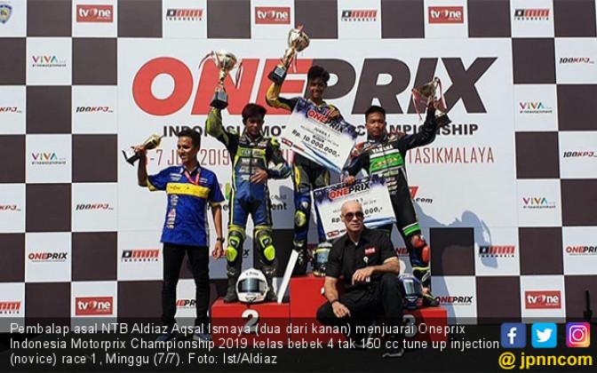 Oneprix Indonesia Motorprix Championship 2019 - JPNN.COM