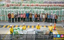 Peresmian Pabrik PT Cipta Mortar Utama - JPNN.COM