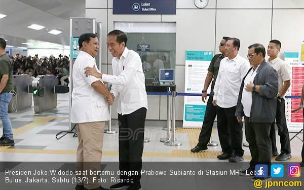 Semoga Tak Ada Rahasia Kecil di Pertemuan Prabowo dan Jokowi - JPNN.com