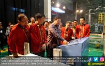 Peresmian Penambahan Lini Produksi Mesin Cuci Sharp - JPNN.COM