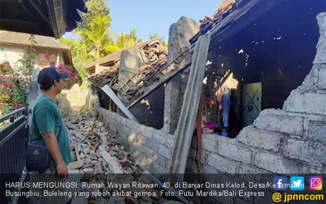 Gempa Bali, Banyak Warga Terpaksa Mengungsi - JPNN.COM