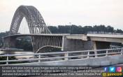Proyek Jembatan Kembar - JPNN.COM