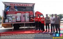 Sharp Indonesia Luncurkan Sharp 50 Years Mobile - JPNN.COM