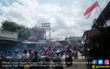 Ratusan Massa Bergerak Menuju Jayapura - JPNN.COM