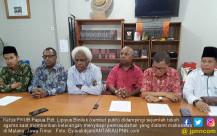 FKUB Papua Minta Penyelidikan Libatkan Tokoh Agama - JPNN.COM