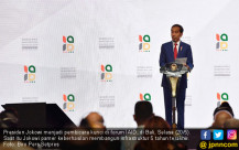 Di IAID, Jokowi Pamer Lima Infrastruktur - JPNN.COM