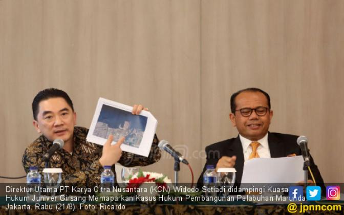 Pembangunan Pelabuhan Marunda Sudah Sesuai Dengan UU - JPNN.COM