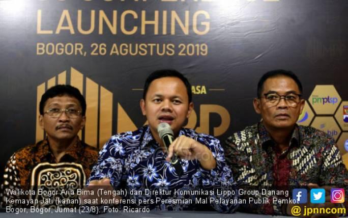 Jelang Peresmian Mal Pelayanan Publik Pemkot Bogor - JPNN.com