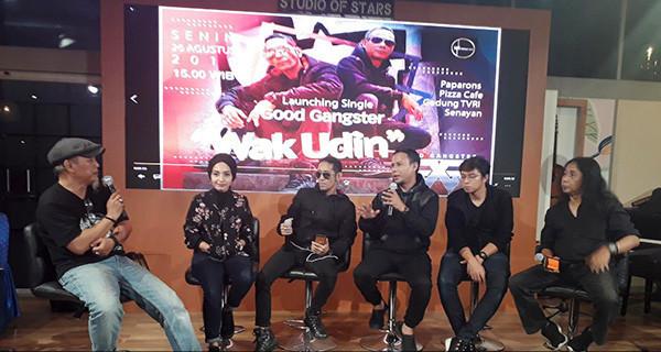 Good Gangster Luncurkan Album Perdana - JPNN.com