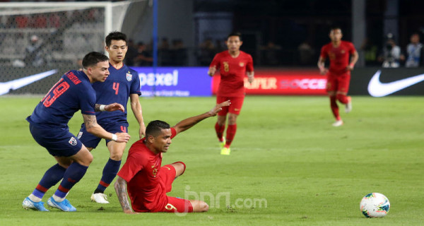 Thailand Hajar Indonesia 3-0 - JPNN.com