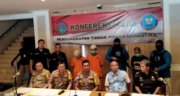 Polda Jabar Ungkap Pengiriman 13 Kg Sabu - JPNN.com