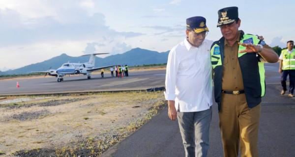 Bandara Letung di Anambas Resmi Beroperasi - JPNN.com