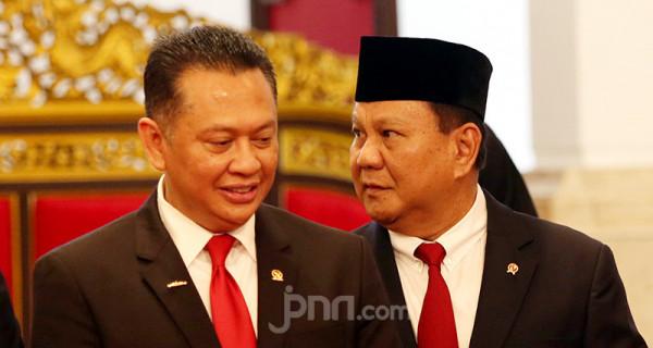 Menhan Prabowo Subianto - JPNN.com