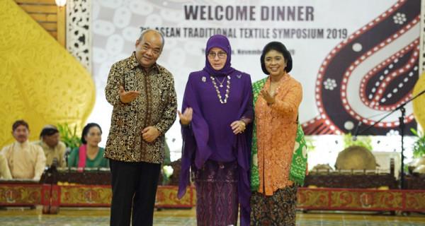 Yogyakarta Jadi Tuan Rumah Symposium Traditional Textile Arts Society of South East Asia - JPNN.com