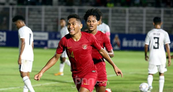Timnas U-19 Hajar Timor Leste 3 - 1 - JPNN.com