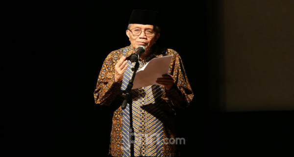 Taufik Ismail - JPNN.com