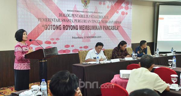 BPIP Ajak Warga Riau Tak Terlibat Politisiasi Identitas - JPNN.com