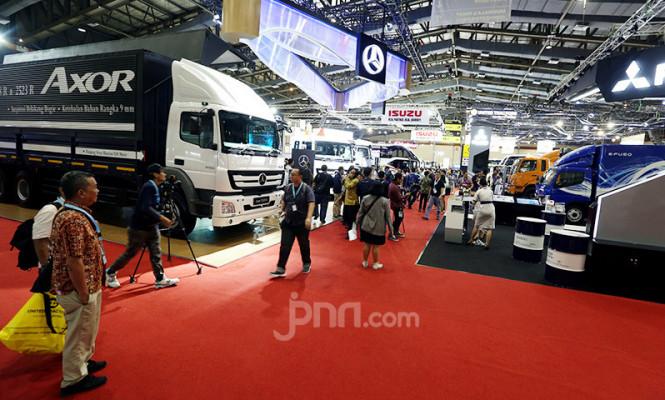 GAIKINDO Indonesia International Commercial Vehicle 2020