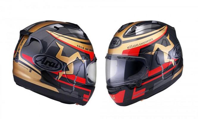 Arai Luncurkan Isle of Man TT Limited Edition 2020