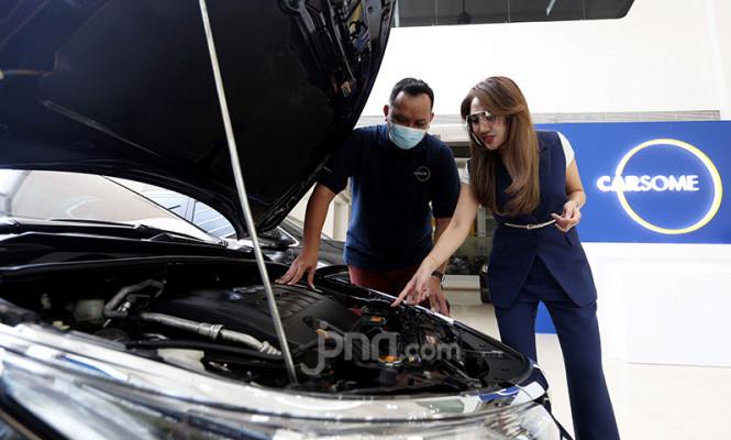 Carsome Hadir Tawarkan Pengalaman Beli Mobil Bekas Bergaransi