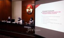 KPK Umumkan Pencapaian Kinerja Semester Awal 2021 - JPNN.com