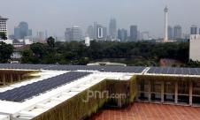 Masjid Istiqlal Manfaatkan Solar Panel - JPNN.com