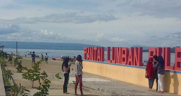 Pantai Ini Akan Disulap Jadi Objek Wisata Andalan Tobasa