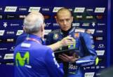 Gara-Gara Andrea Dovizioso, Valentino Rossi jadi Begini.. - JPNN.COM