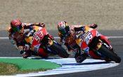 Marc Marquez dan Dani Pedrosa Kuasai FP1 MotoGP Aragon - JPNN.COM