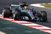 Mercedes Kuasai Dua Latihan Bebas GP Spanyol - JPNN.COM