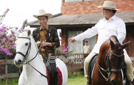 Jokowi Tetap Sakti Jika Hanya Lawan Prabowo dan AHY - JPNN.COM