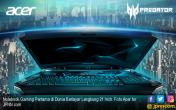 Notebook Gaming Pertama di Dunia Berlayar Lengkung 21 Inch - JPNN.COM