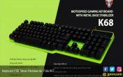 Keyboard K68 Tahan Percikan Air - JPNN.COM