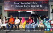 HK Gelar Pasar Murah Ramadan untuk Warga Surabaya - JPNN.COM